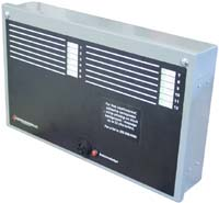 Model NX-H horizontal wall mount alarm panel